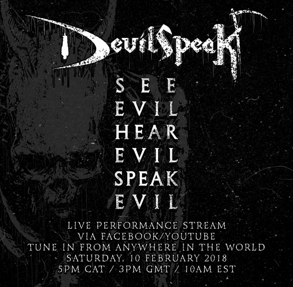 devilspeak ep launch