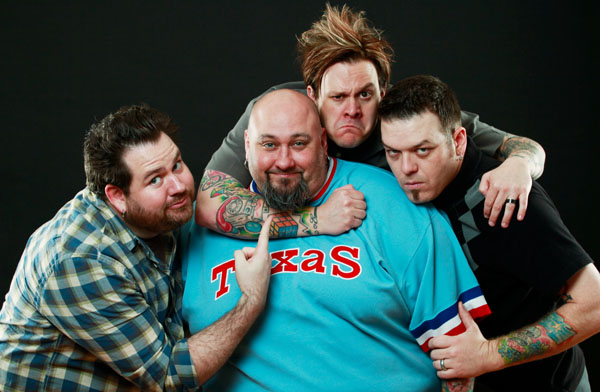 Splashy Fen Bowling For Soup