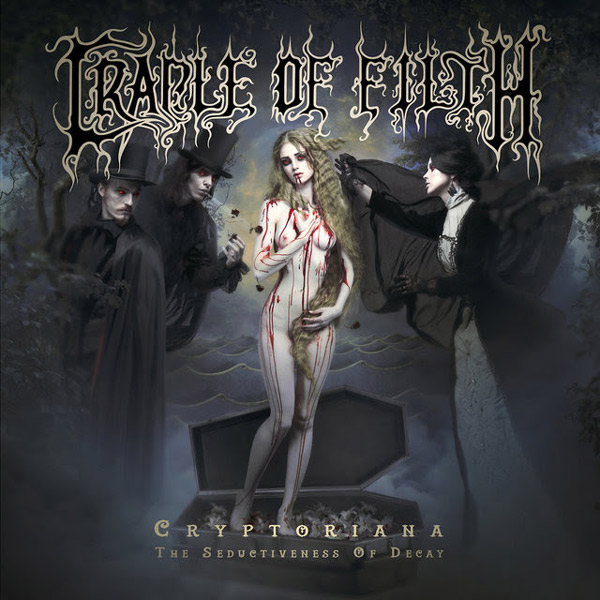 cradle of filth album cryptoriana cover