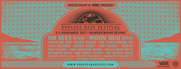 Endless Daze 2017 Banner