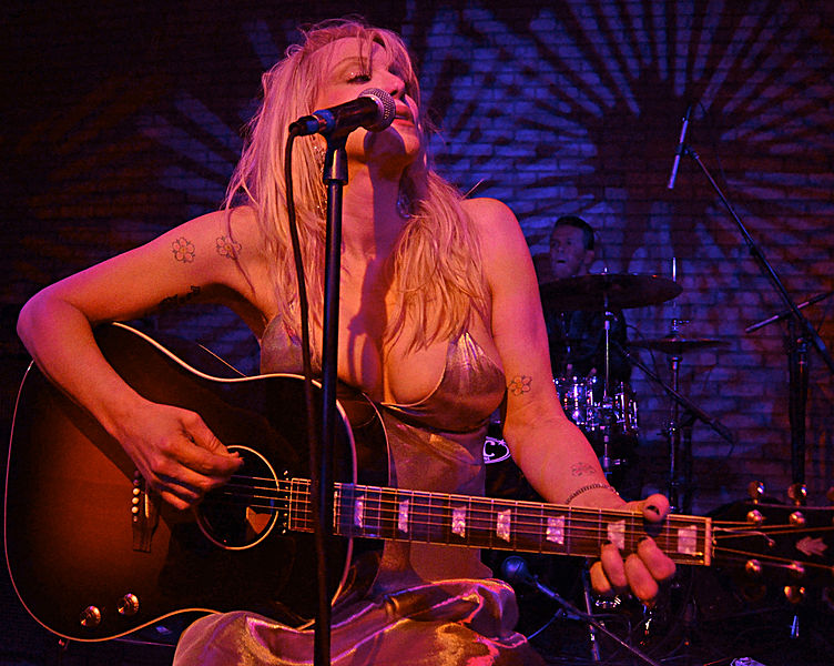 Courtney Love Sept 2013 NYC