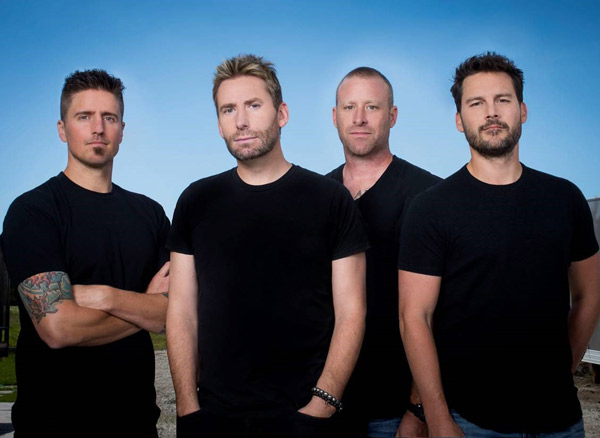 nickelback group