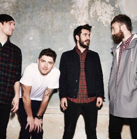Twin Atlantic photo Dean Chalkley