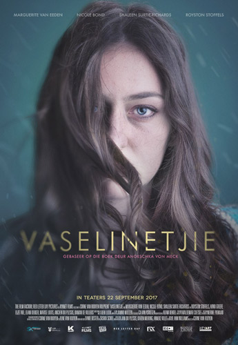 vaselinetjie movie poster september 2017
