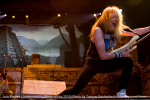 Iron Maiden Rocks Jozi