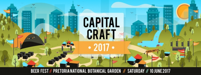 CAPITAL CRAFT BEER FESTIVAL - 10 JUNE 2017