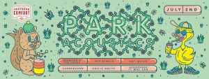 Park Acoustics is Back