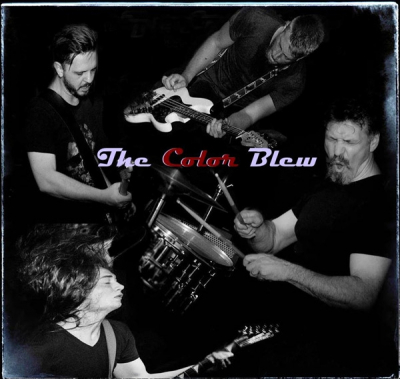 The Color Blew Released Their self-titled Track 'The Color Blew'