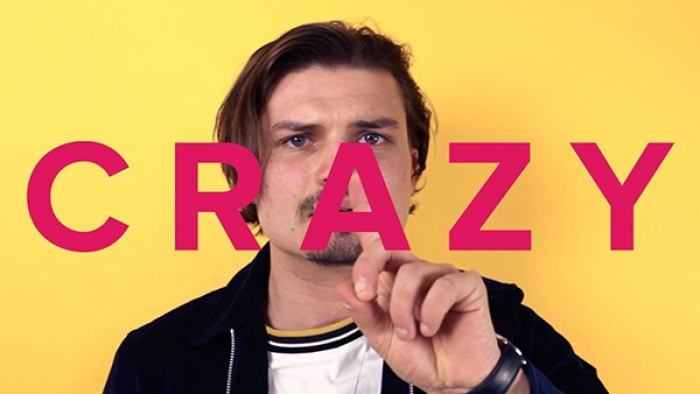 Watch: Alex Tracey Releases Brand New Video 'Crazy'