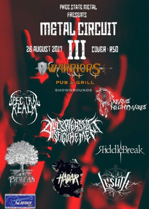 Free State Metal Presents 'Metal Circuit III!'