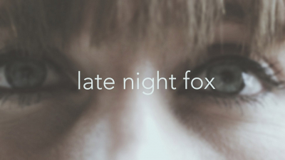 Creative Flair: Late Night Fox