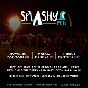 Win With Underground Press and Splashy Fen Music Festival!