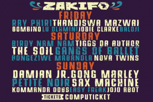 Zafiko 2017 Boasting 20 international artists