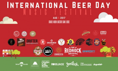 DJ Blade, International Beer Day Music Festival and More!