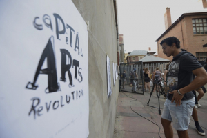 Introducing Capital Arts Revolution