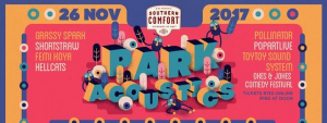 Park Acoustics In Association With Southern Comfort Presents