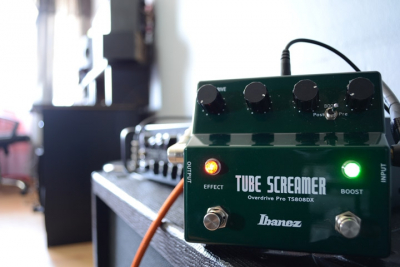 Watch: Ibanez TS808DX Overdrive Pro