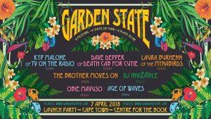 Introducing Garden State: A festival. A state of mind. A place to BE.