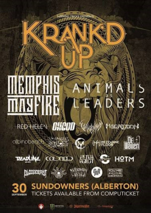 KRANK'D UP 2017 Full Line-up Revealed
