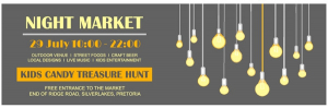 COWHOUSE NIGHT MARKET - 29 JULY 2017