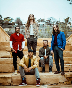 Incubus Set to Rock South Africa