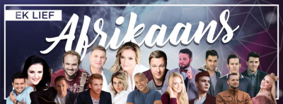 GrandWest - Afrikaans is Groot - 16, 17 and 18 March 2018