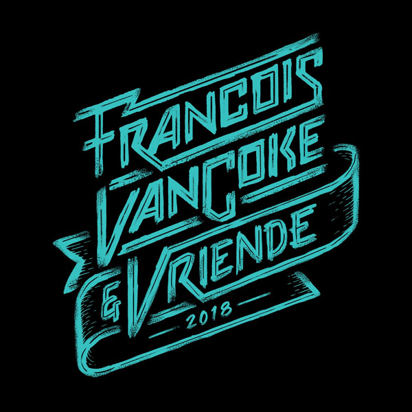 Francois van Coke - 'En Vriende'