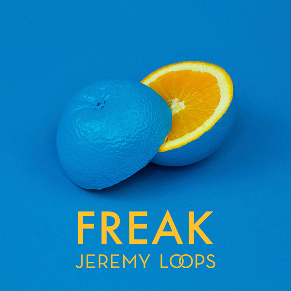 JeremyLoops Freak Packshot