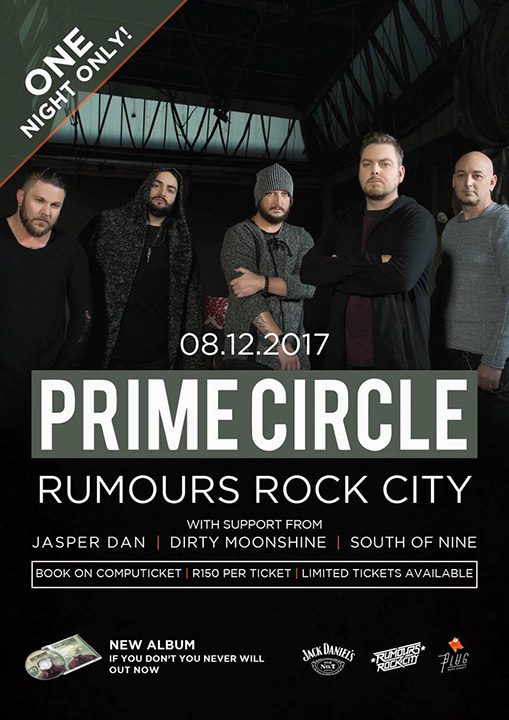 prime circle one night only