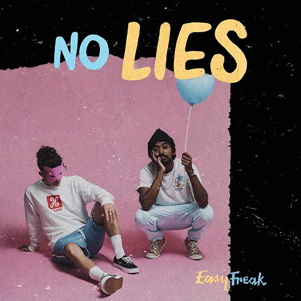 NO LIES ALBUM COVER