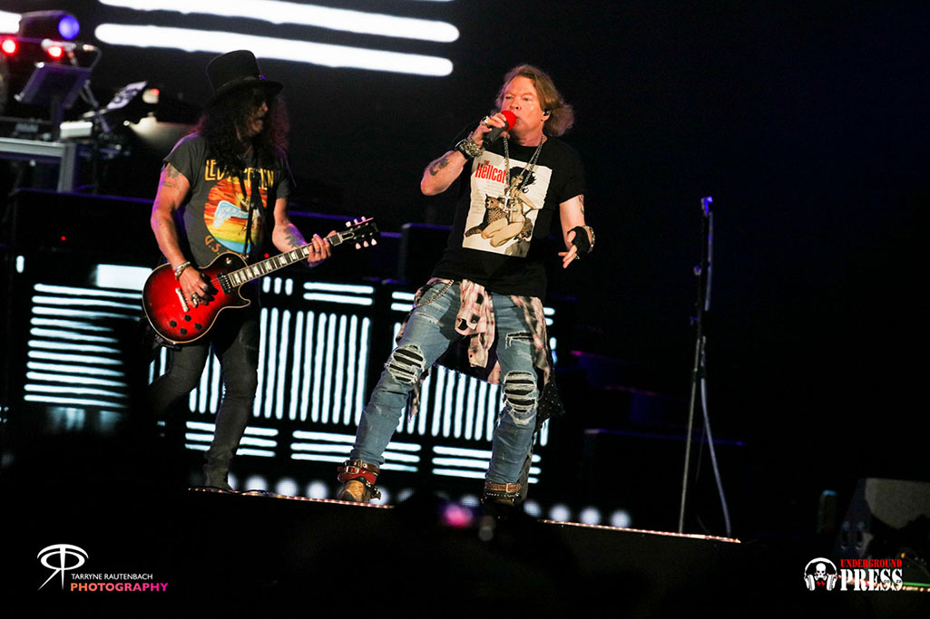 Guns N' Roses – 'Not In This Life Time' Review