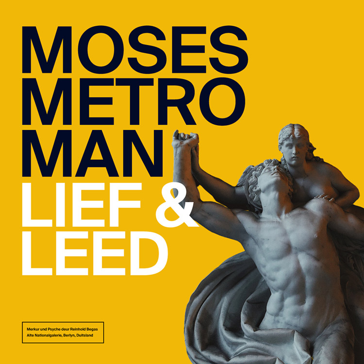 Moses Metro Man Lief Leed Album Cover