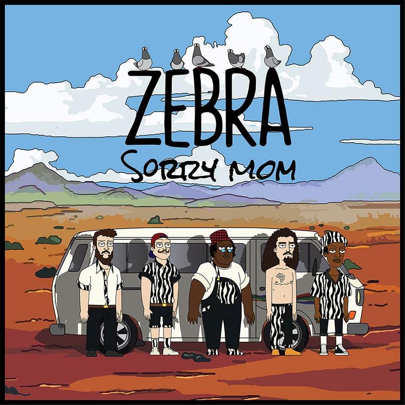 Zebra Sorry Mom Album Coiver By Soulfleece