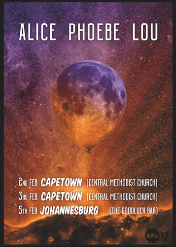alice phoebe lou tour dates