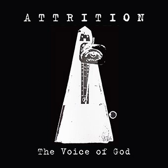 attrition the voice of god cd cover