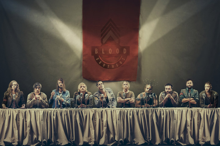 Blood Brothers table photo by Andre Badenhorst MR