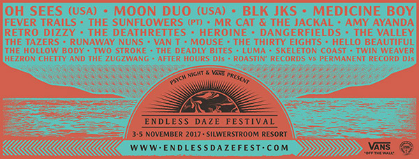endless daze fest 2017