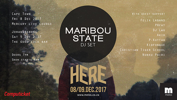 Maribou State Facebook Cover With Support3