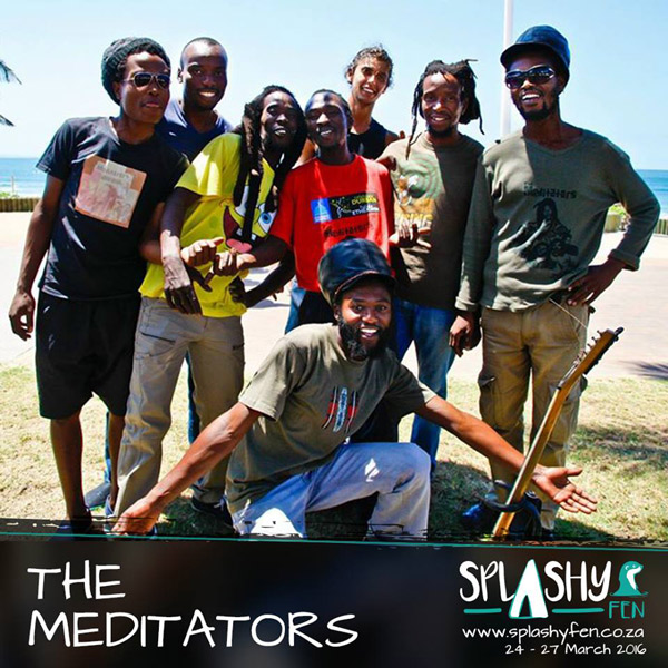 the meditators