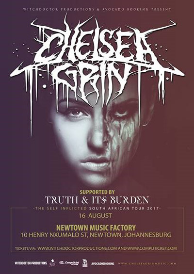 chelsea grin poster truth burden