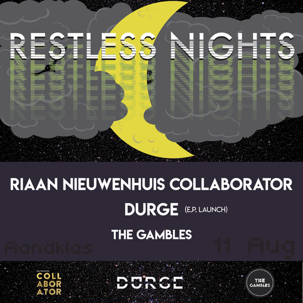 Riaan Nieuwenhuis - Restless Nights