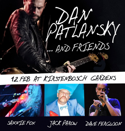 Dan Patlansky: Live at Kirstenbosch With Special Guests