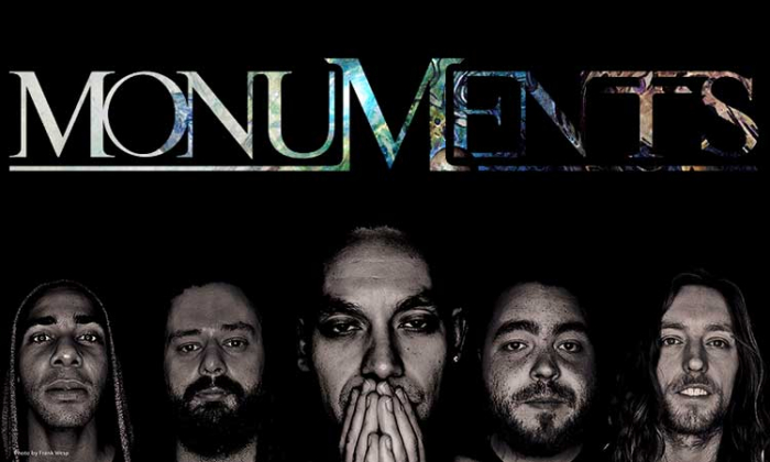 Interview with Olly Steele of Monuments