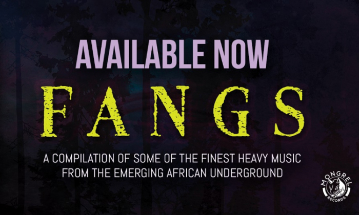 Mongrel Records Releases Pummeling New Compilation 'FANGS'