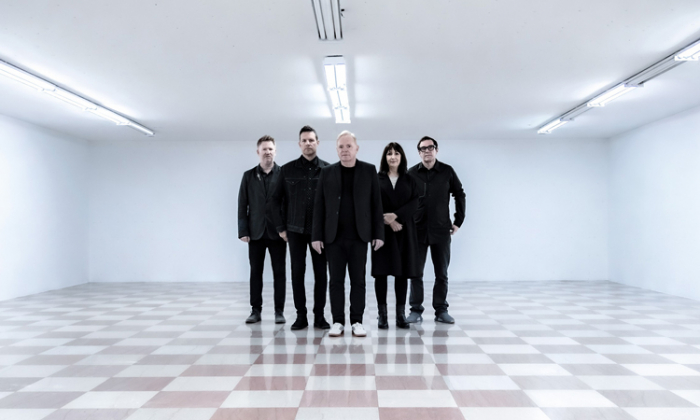 New Order Announce New Single 'Be a Rebel'