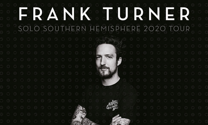 Frank Turner Announces South African Tour Dates