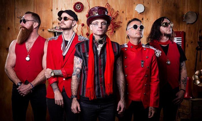 The Parlotones Release Cinematic Video for 'Antidote'