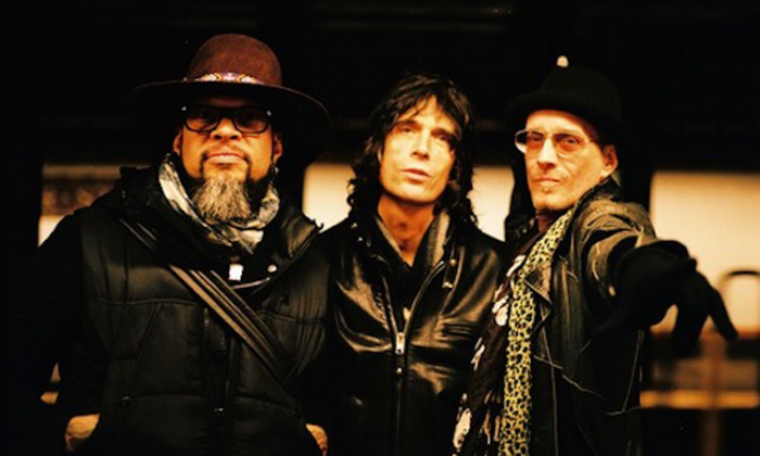 PSSR Featuring Guns 'n Roses Frank Ferrer Release New Single