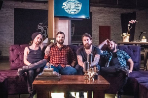 Dirty Moonshine Release Video for 'Toxic Waltz'