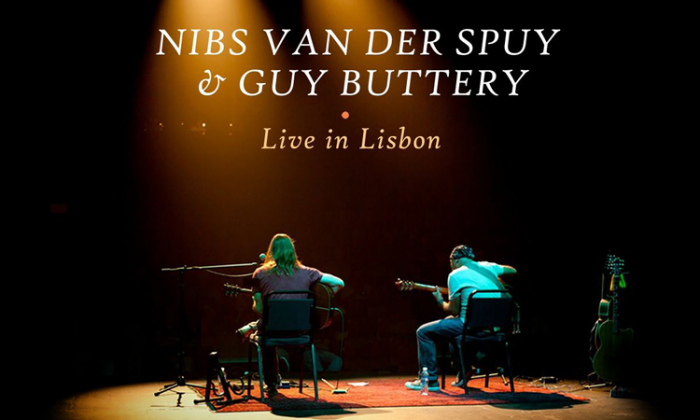 Nibs van der Spuy & Guy Buttery Release New Album